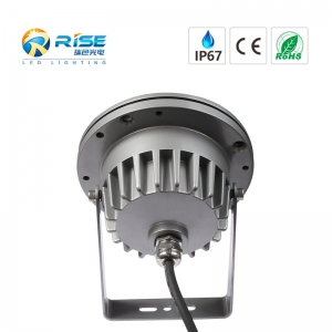 6W CREE LED paisagem local luz IP67