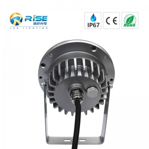 12W CREE LED paisagem Spotlight IP67